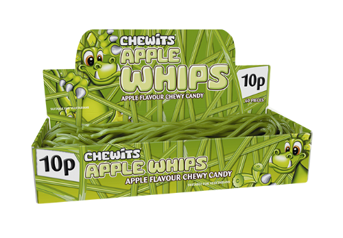 Chewits Apple Whips X5 (UK)
